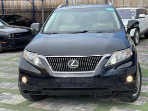 Lexus RX 2012 Black | Cars for sale in Lagos State, Lekki