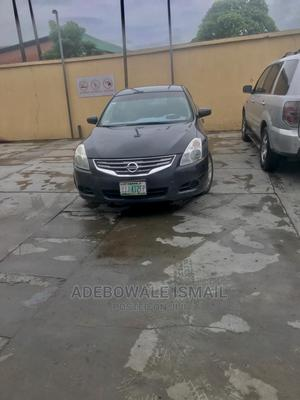 Nissan Altima 2010 2.5 S Coupe Black   Cars for sale in Lagos State, Surulere