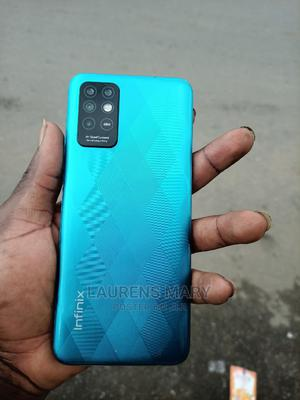 Infinix Note 8i 64 GB Blue | Mobile Phones for sale in Lagos State, Alimosho