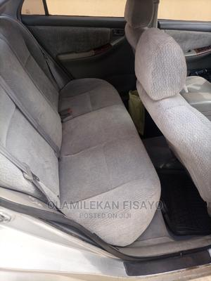 Toyota Corolla 2004 Sedan Automatic Silver | Cars for sale in Osun State, Ilesa