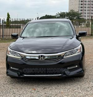 Honda Accord 2016 Black | Cars for sale in Abuja (FCT) State, Central Business District