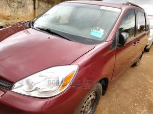 Toyota Sienna 2005 Red | Cars for sale in Lagos State, Ejigbo