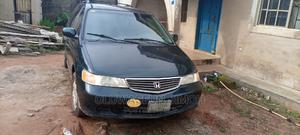 Honda Odyssey 2005 Touring Green | Cars for sale in Ogun State, Ado-Odo/Ota