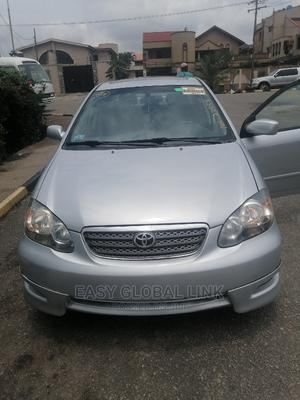 Toyota Corolla 2005 S Silver | Cars for sale in Lagos State, Ojodu