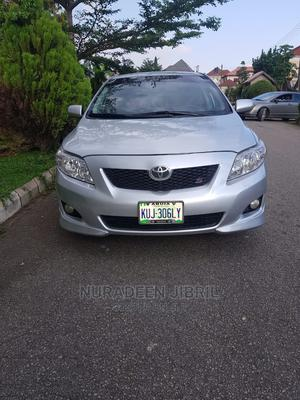 Toyota Corolla 2009 Silver   Cars for sale in Abuja (FCT) State, Lugbe District