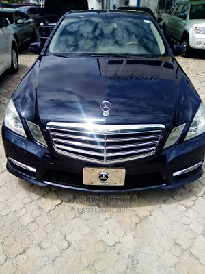 Mercedes-Benz E350 2012 Blue | Cars for sale in Abuja (FCT) State, Central Business District