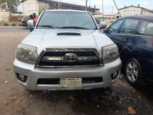 Toyota 4-Runner 2007 Limited 4x4 V6 Silver   Cars for sale in Lagos State, Surulere