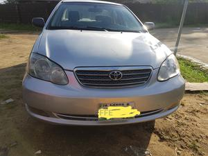 Toyota Corolla 2004 Silver   Cars for sale in Cross River State, Calabar