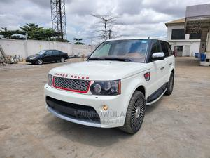 Land Rover Range Rover Sport 2012 White | Cars for sale in Lagos State, Isolo