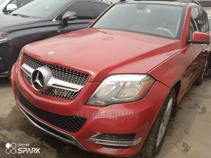 Mercedes-Benz GLK-Class 2014 Red   Cars for sale in Lagos State, Ikeja