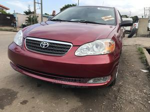 Toyota Corolla 2008 1.8 LE Red   Cars for sale in Lagos State, Ikeja