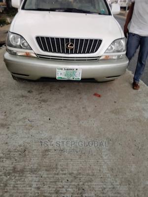 Lexus RX 2005 330 4WD White | Cars for sale in Rivers State, Obio-Akpor