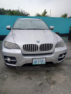 BMW X6 2009 xDrive 35d Silver   Cars for sale in Rivers State, Port-Harcourt