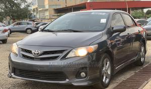 Toyota Corolla 2013 Gray   Cars for sale in Abuja (FCT) State, Jahi