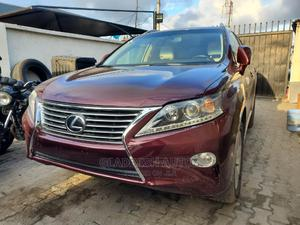Lexus RX 2013 350 FWD Red | Cars for sale in Lagos State, Ajah