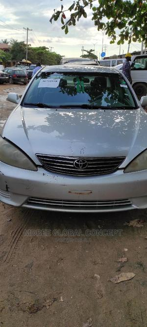 Toyota Camry 2005 Silver | Cars for sale in Lagos State, Ipaja