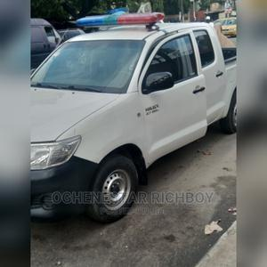 Toyota Hilux   Buses & Microbuses for sale in Lagos State, Mushin