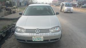 Volkswagen Golf 2004 GL 2.0 Silver | Cars for sale in Rivers State, Obio-Akpor