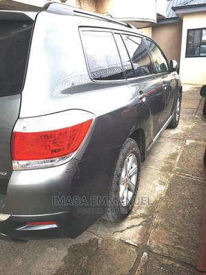 Toyota Highlander 2011 Gray   Cars for sale in Lagos State, Isolo