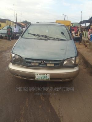 Toyota Sienna 1999 CE Green | Cars for sale in Lagos State, Isolo