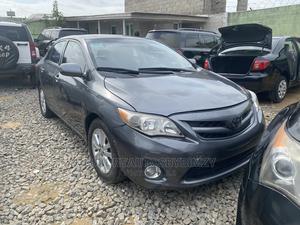 Toyota Corolla 2012 Gray   Cars for sale in Lagos State, Ifako-Ijaiye