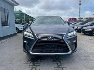 Lexus RX 2018 350 FWD Gray | Cars for sale in Lagos State, Lekki