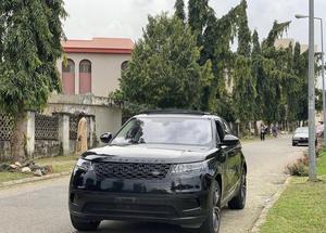 Land Rover Range Rover Velar 2018 Black   Cars for sale in Abuja (FCT) State, Garki 1