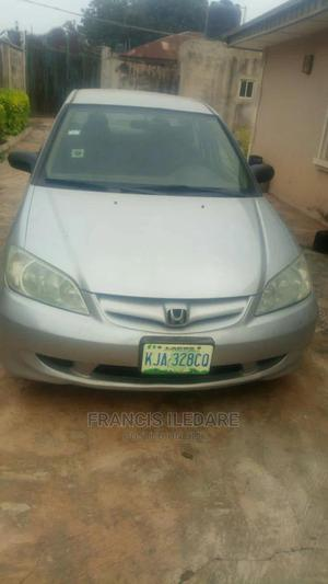 Honda Civic 2003 Silver | Cars for sale in Oyo State, Ogbomosho South