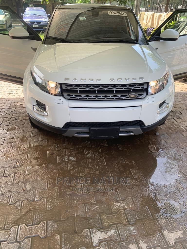 Land Rover Range Rover Evoque 2015 White