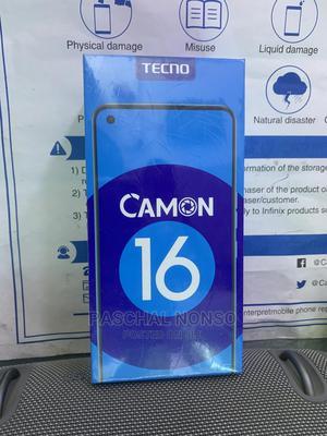 New Tecno Camon 16 128 GB   Mobile Phones for sale in Lagos State, Ikeja