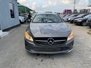 Mercedes-Benz CLA-Class 2017 Gray | Cars for sale in Lagos State, Lekki