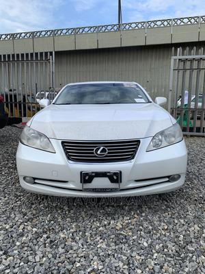 Lexus ES 2008 350 White   Cars for sale in Lagos State, Abule Egba