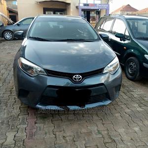 Toyota Corolla 2015 Gray | Cars for sale in Osun State, Ilesa