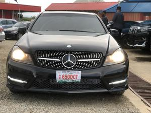 Mercedes-Benz C300 2012 Black | Cars for sale in Abuja (FCT) State, Jahi