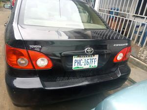 Toyota Corolla 2005 LE Black   Cars for sale in Rivers State, Ikwerre