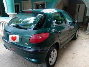 Peugeot 206 2000 Green | Cars for sale in Borno State, Maiduguri
