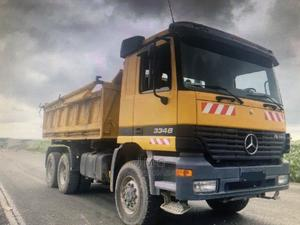Mercedes Benz Actros 3348   Trucks & Trailers for sale in Lagos State, Amuwo-Odofin