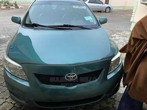 Toyota Corolla 2010 Green   Cars for sale in Abuja (FCT) State, Kubwa