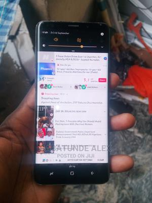 Samsung Galaxy S9 Plus 64 GB Black | Mobile Phones for sale in Rivers State, Obio-Akpor