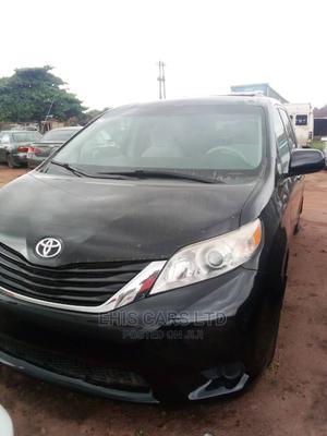 Toyota Sienna 2011 LE 7 Passenger Mobility Black | Cars for sale in Edo State, Benin City