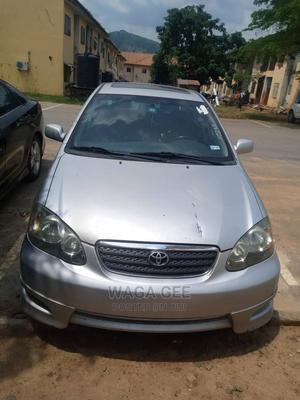 Toyota Corolla 2006 Silver   Cars for sale in Abuja (FCT) State, Gaduwa