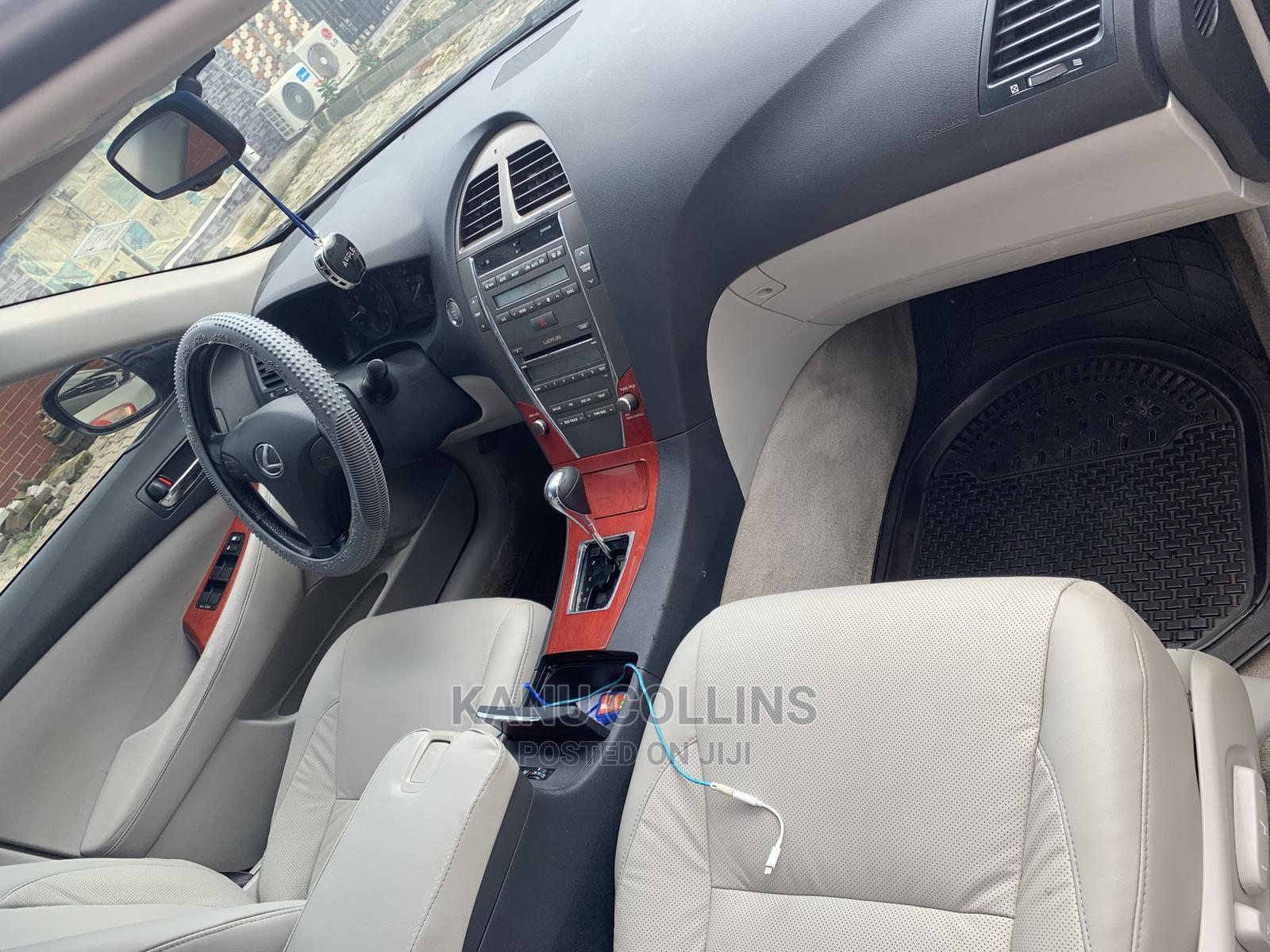 Lexus ES 2008 350 Blue   Cars for sale in Ojodu, Lagos State, Nigeria
