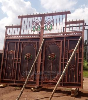 Wrought Iron Gate Orna | Doors for sale in Imo State, Orlu