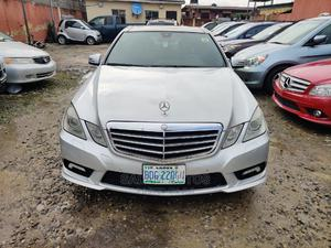 Mercedes-Benz E63 2011 Silver | Cars for sale in Lagos State, Ogba