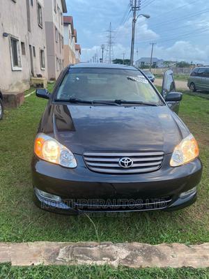 Toyota Corolla 2004 S Black | Cars for sale in Lagos State, Ikeja