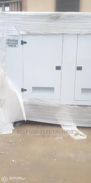 Soundproof Perkins Generator   Electrical Equipment for sale in Lagos State, Lekki