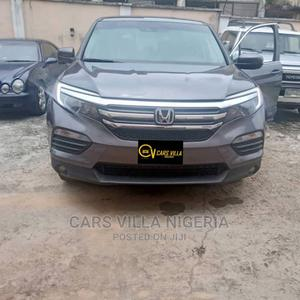 Honda Pilot 2017 Gray   Cars for sale in Anambra State, Onitsha