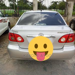 Toyota Corolla 2005 LE Silver   Cars for sale in Ondo State, Akure