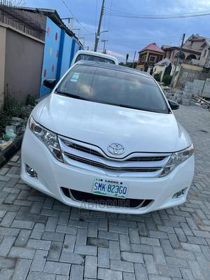 Toyota Venza 2011 White | Cars for sale in Lagos State, Alimosho