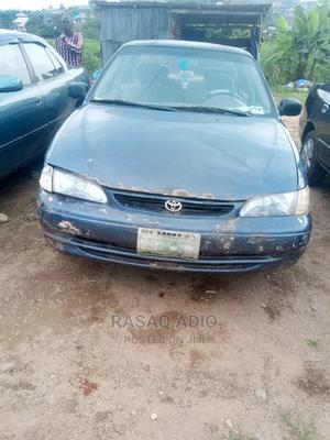 Toyota Corolla 2000 1.9 D Sedan Blue   Cars for sale in Ogun State, Abeokuta South